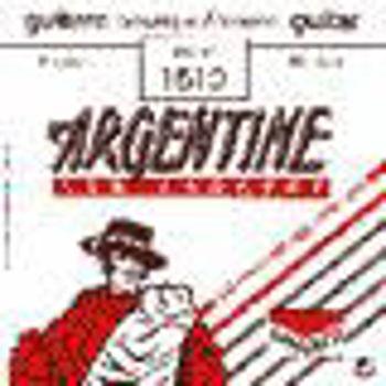 Picture of Corde Jazz Acoustique SOL3 ARGENTINE Savarez