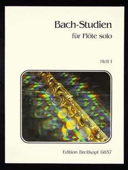 Picture of BACH 12 ETUDES Flûte Traversière