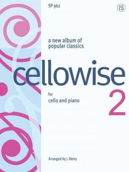 Picture of CELLOWISE 2 FOR YOUNG CELLISTS Violoncelle et Piano +CDgratuit