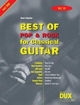 Image de BEST OF POP & ROCK Vol10 Guitare Classique