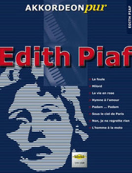 Picture of EDITH PIAF ACCORDEON SOLOS