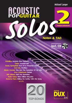 Image de ACOUSTIC POP GUITAR SOLOS Vol 2