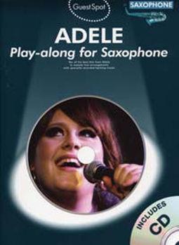 Picture of GUEST SPOT ADELE Saxophone +CDgratuit