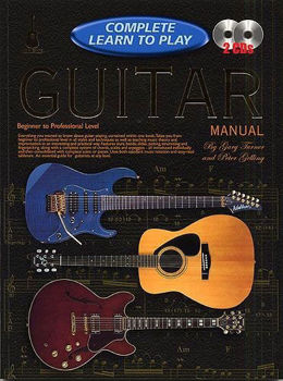 Picture of COMPLETE LEARN TO PLAY GUITARE +2CDgratuits