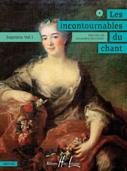 Image de BONNARDOT Les Incontournables du Chant Vol1 +CDgratuit