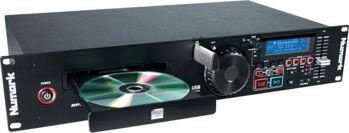 Image de PLATINE CD Rackable NUMARK MP103USB MP3