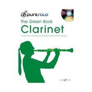 Picture of PURE SOLO THE GREEN BOOK Clarinette +CDgratuit