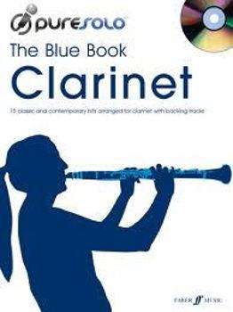 Picture of PURE SOLO BLUE BOOK Clarinette +CDgratuit