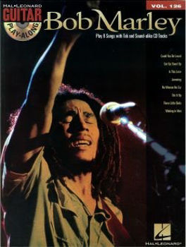 Picture of GUITARE PLAY ALONG V126 BOB MARLEY +CDgratuit