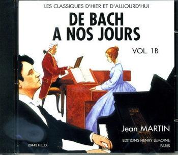 Image de CD DE BACH A NOS JOURS V1B