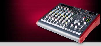 Picture of Console Mixage Analogique ALLEN & HEATH ZED10FX 10 voies USB