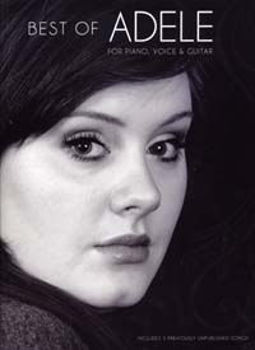 Picture of ADELE BEST OF Piano Voix Guitare