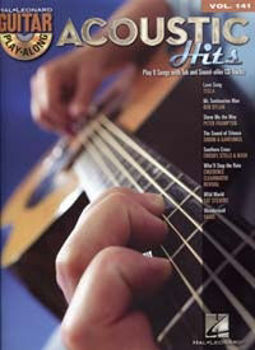 Picture of GUITAR PLAY ALONG VOL141 ACOUSTIC HITS + CDgratuit