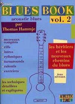 Image de BLUES BOOK ACOUSTIC VOL2 Les Héritiers Tablatures +CDgratuit