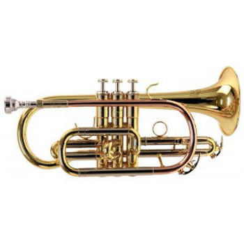 Picture of CORNET SIB PRELUDE CR-710 BY BACH