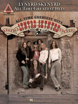 Picture of ALL TIME GREATEST HITS LYNYRD Tablatures