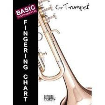Picture of BASIC FINGERING CHART FOR TRUMPET