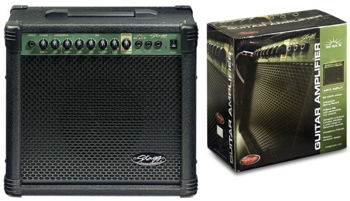 Picture of Amplificateur Guitare electrique 20w reverb stagg