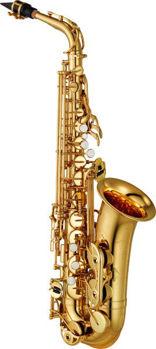 Picture of Saxophone Alto YAMAHA YAS480 avec Etui Pavillon Grave vernis,