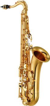 Picture of Saxophone Tenor YAMAHA YTS480 avec etui; Pavillon Gravé main