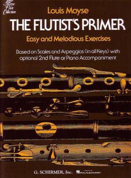 Picture of THE FLUTIST'S PRIMER MOYSE Flûte et Piano