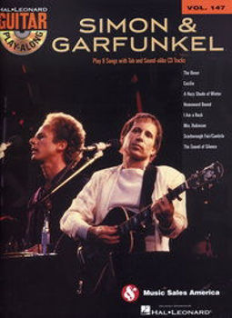Picture of GUITAR PLAY ALONG V147 SIMON & GARFUNKEL +CDgratuit