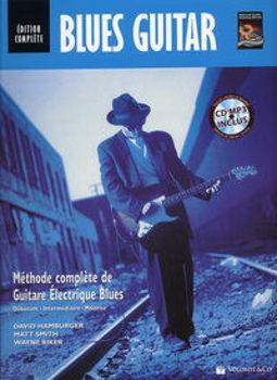 Picture of BLUES GUITARE EDITION COMPLETE +CDgratuit