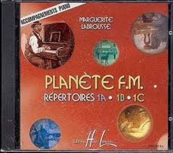 Image de CD LABROUSSE PLANETE FM Vol1 Accompagnements Piano
