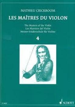 Picture of CRICKBOOM LES MAITRES DU VIOLON V4 Violon