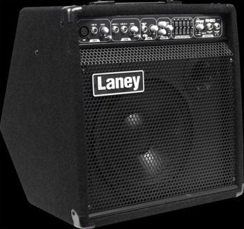 "Picture of ENCEINTE MONITORING Tous instruments LANEY Audiohub 80Watts 1*10"" AH80"