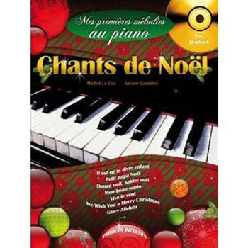 Picture of MES PREMIERES MELODIES AU Piano VOL4 CHANTS DE NOEL +CDgratuit