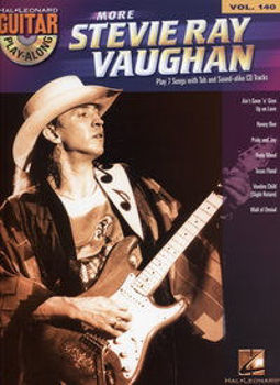 Picture of GUITAR PLAY ALONG V140 MORE S.V.VAUGHAN +CDgratuit