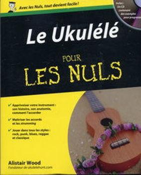 Picture of POUR LES NULS UKULELE + CDgratuit