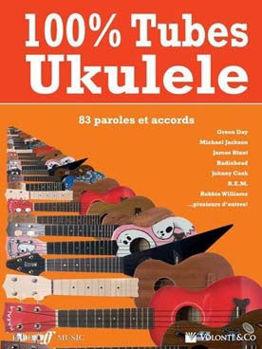 Image de 100 % TUBES UKULELE Paroles Accords 83 tubes internationaux