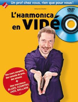 Image de L'HARMONICA EN VIDEO CHARLIER +DVDgratuit