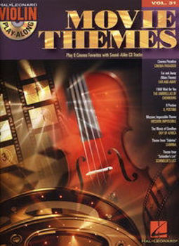 Picture of PLAY ALONG VIOLON V31 MOVIE THEMES +CDgratuit