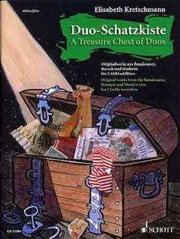 Picture of DUO-SCHATZKISTE Duos Flûtes à Bec