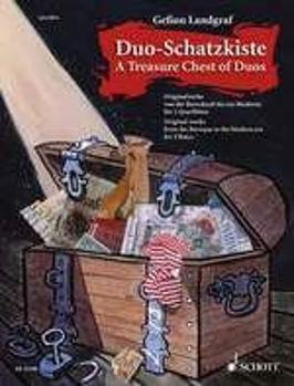 Picture of DUO-SCHATZKISTE Duos Flûtes Traversières