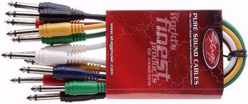 Image de Cable PATCH 0.3M 5mm  JK JK L'UNITE
