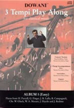 Picture of ALBUM 1 Violon et Piano Format A5 +2CDS Gratuits