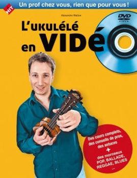 Picture of L'UKULELE EN VIDEO A.WALLON + DVDgratuit