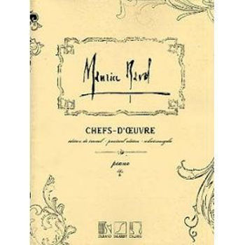 Picture of CHEFS D'OEUVRE RAVEL Piano