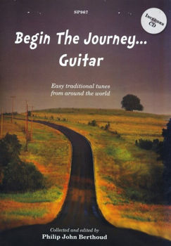 Image de BEGIN THE JOURNEY GUITAR +CDgratuit Guitare Classique