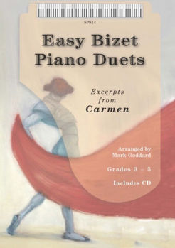 Picture of BIZET PIANO DUETS 4 Mains +CDgratuit