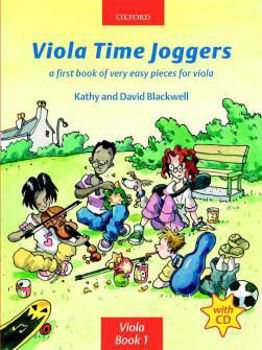 Picture of BLACKWELL VIOLA TIME JOGGERS  Violon Alto +CDgratuit