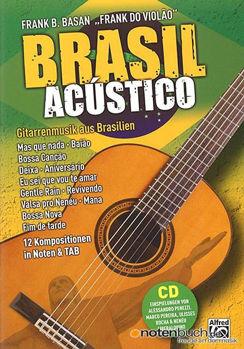 Image de BRASIL ACUSTICO Guitare +CDgratuit