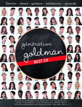 Image de GENERATION GOLDMAN BEST OF Tablatures