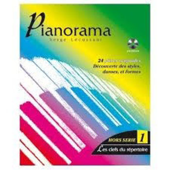 Picture of PIANORAMA HORS SERIE 1+CDgratuit Piano