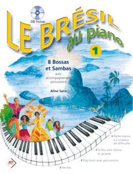 Picture of LE BRESIL AU PIANO VOL1 +CDgratuit Piano