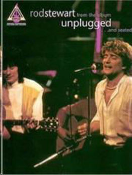 Picture of ROD STEWART UNPLUGGED Piano Voix Guitare